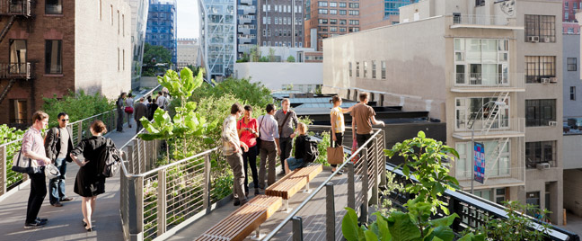 high line nyc hra