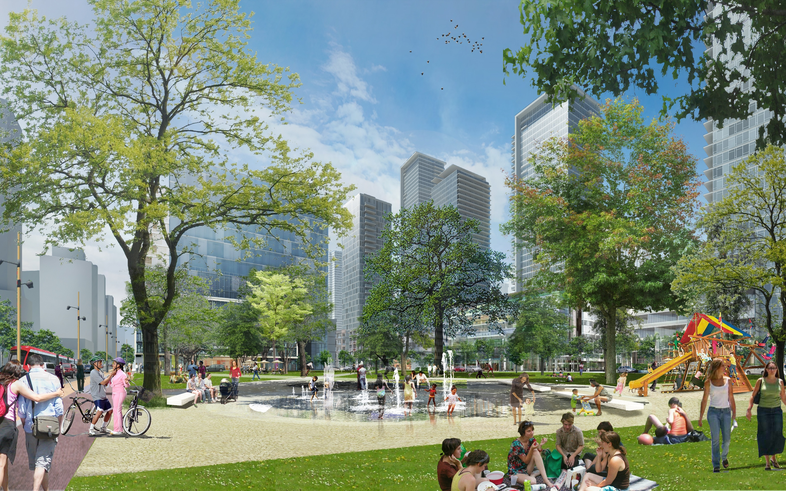 Revitalizing The Toronto Waterfront Hr Amp A
